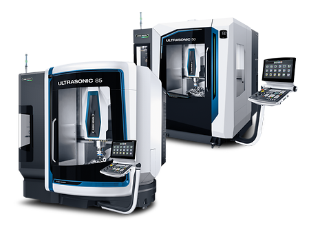 ULTRASONIC Universal / monoBLOCK by DMG MORI